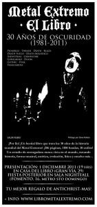 Metal Extremo: 30 Años de Oscuridad (1981-2011)