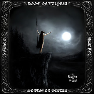 """El disco """"Pagan Spirit"""" editado en el 2012."""