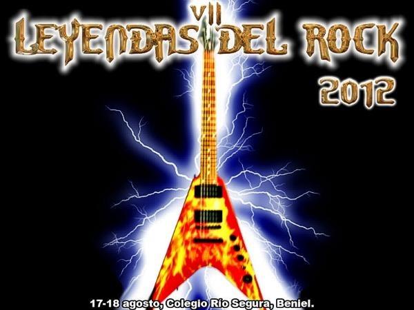 Leyendas del Rock 2012 – Nuevas confirmaciones