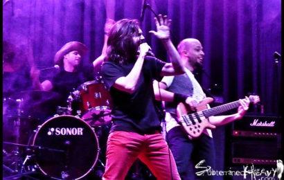 Suspendido el concierto de ROCK FUCKTORY este viernes en Teruel