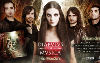 DIABULUS IN MUSICA – «Sceneries of Hope», nuevo videoclip