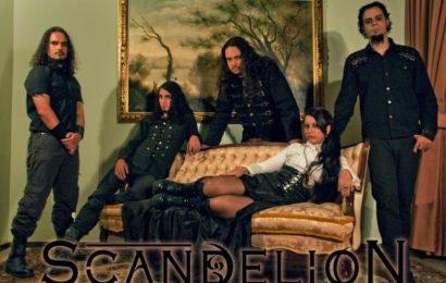 SCANDELION – The Garden Of Lies, 2011