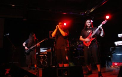 SHATTERED SIGH – Demo 2011.