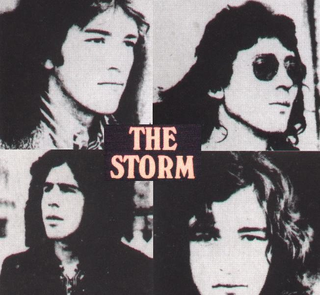 STORMS – The storms, 1974