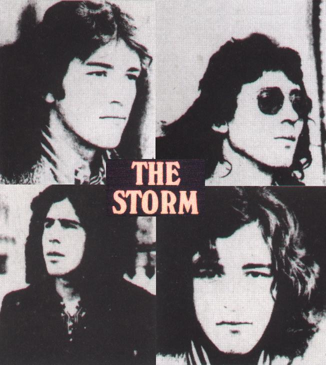 Storms - The Storms, 1974