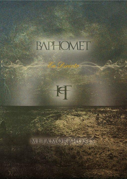 BAPHOMET – En Directo Metamorphosis (DVD), 2011