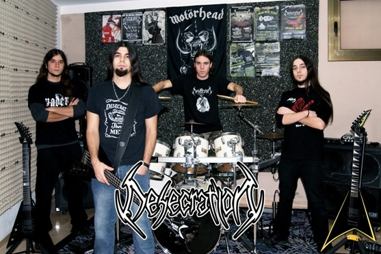 DESECRATION 2012
