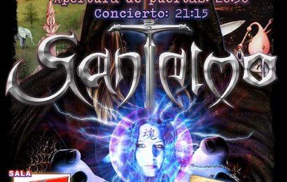 SANTELMO – Presentación de su nuevo álbum en Madrid.