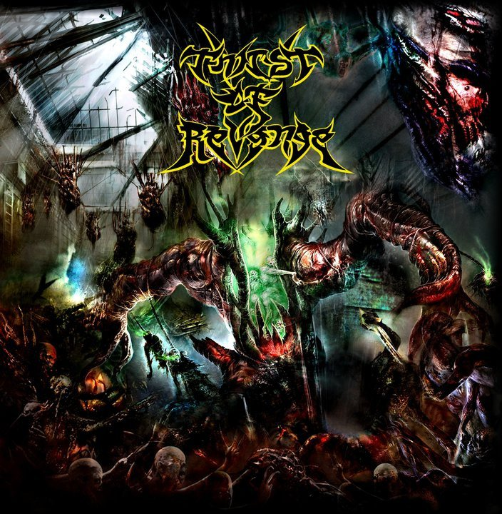 THIRST OF REVENGE – Annihilation Of Races , 2011