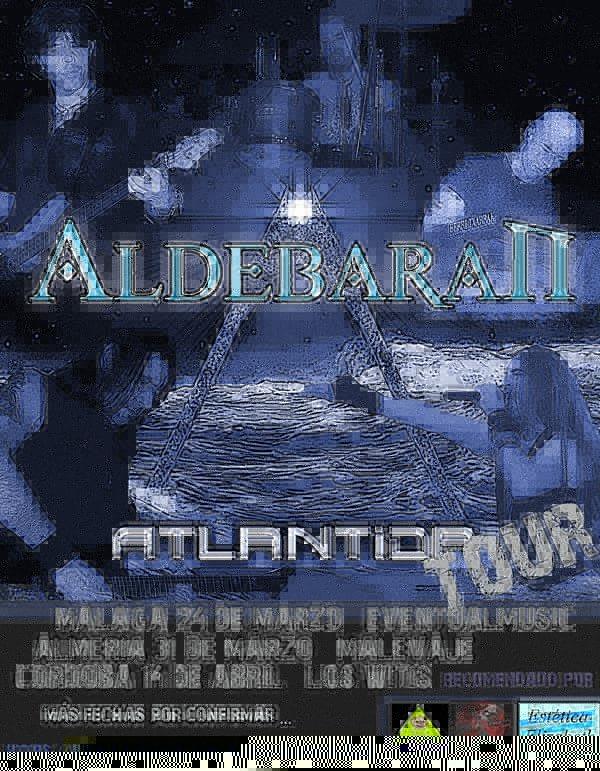 "ALDEBARÁN, comienzan ""Atlántida Tour"""