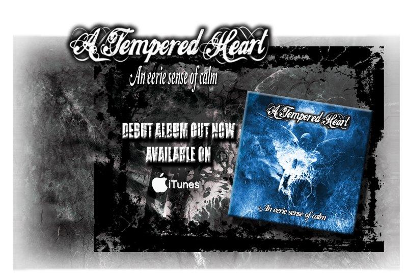 A TEMPERED HEART – Nuevo disco
