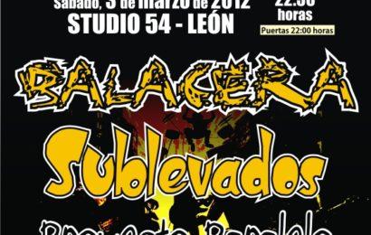 GOLPE DE VOZ, fiesta 5º aniversario