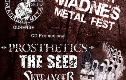 II Live For Madness Metal Fest – CD y vídeo promocionales