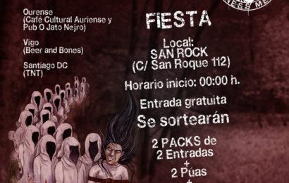 Vídeo-resumen del LIVE FOR MADNESS METAL FEST