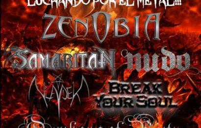 LUZBEL FEST – Murcia – 04/02/12