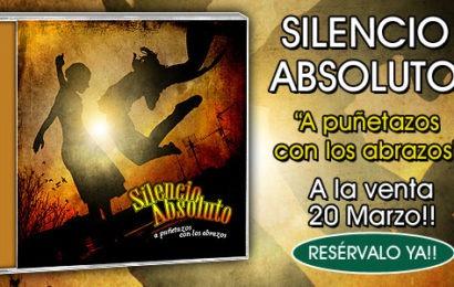SILENCIO ABSOLUTO, single adelanto «Sin Parar»