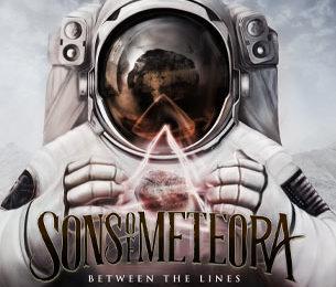 SONS OF METEORA – Between the Lines, 2012