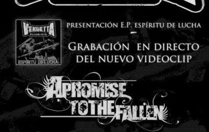 VENDETTA FUCKING METAL + A PROMISE TO THE FALLEN + SICKTRANSIT – Murcia – 11/02/12