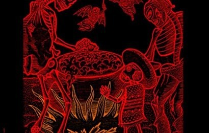 DÍA DE LOS MUERTOS (USA) – Satánico-Dramático , 2011