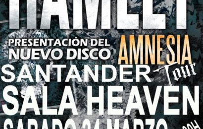HAMLET + VITA IMANA este 24 de marzo