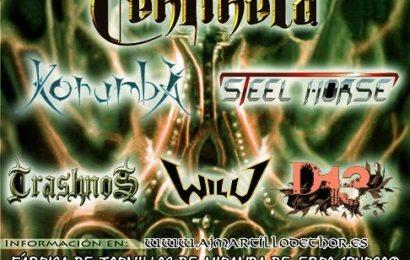 III SOUL OF METAL FESTIVAL, comunicado de prensa