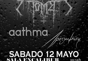 APOCYNTHION, primer EP y concierto.