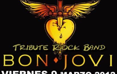 Tributo a BON JOVI en Guadalajara este viernes
