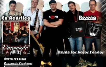 CARTHAGO ROCK MAGAZINE publica nuevo número