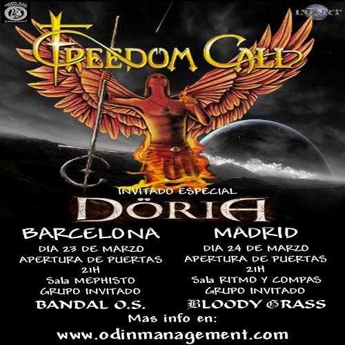 FREEDOM CALL en España