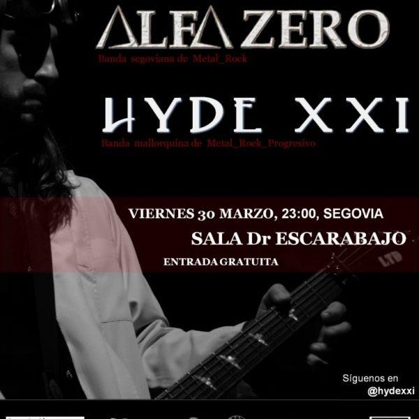 Experimenta con HYDE XXI en Segovia y Madrid