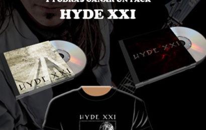 Gana un pack de música y ropa con HYDE XXI