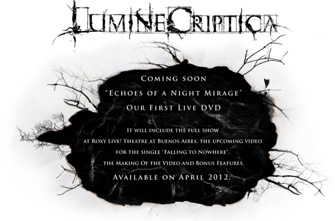 LUMINE CRIPTICA – Trailer «Echoes of a Night Mirage»