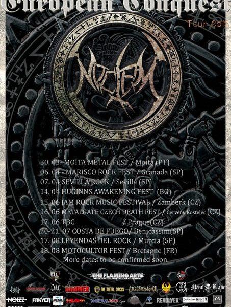 NOCTEM – European Conquest 2012