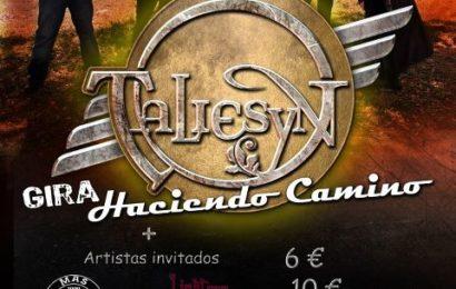 TALIESYN comienza su gira en Cádiz