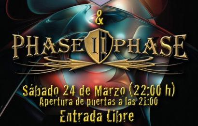 TH3 REASONS y PHASE II PHASE, en concierto