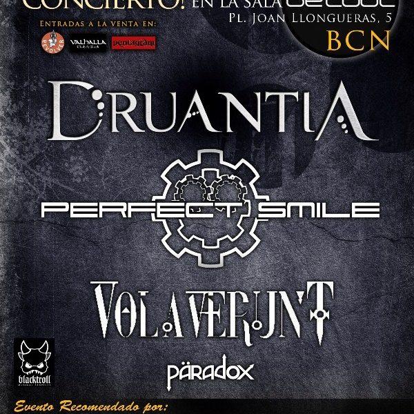 Concierto recomendado en Barcelona: 4 bandas, 8 euros…