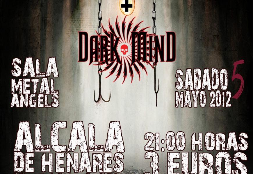 DULCAMARA + DARK MIND, en Alcalá de Henares