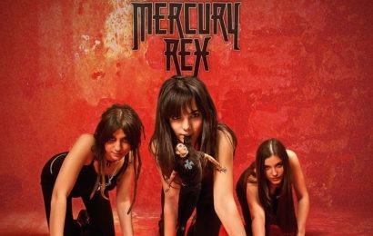 MERCURY REX – Instinto Animal, 2012