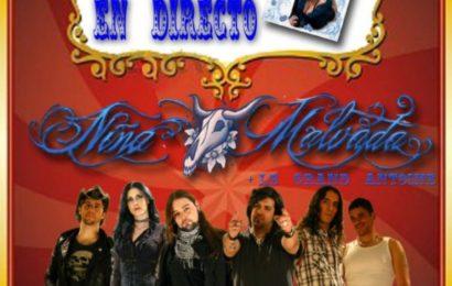 NIÑA MALVADA presenta su primer disco en Madrid