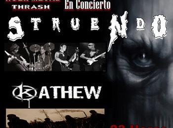 STRUENDO incluye nuevas fechas en su gira