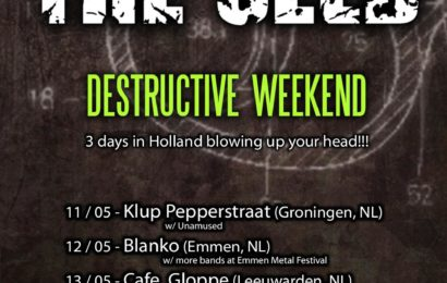 THE SEED mini gira por los Países Bajos