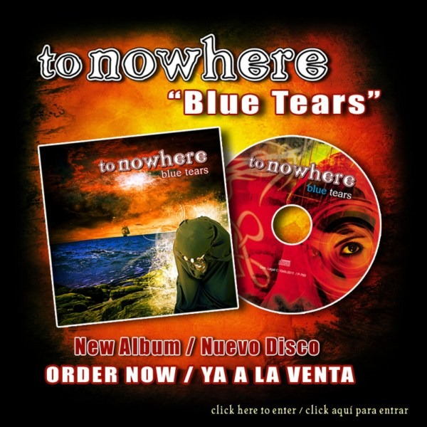 TO NOWHERE – Blue Tears, 2011