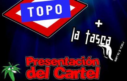 TOPO – Concierto en Madrid