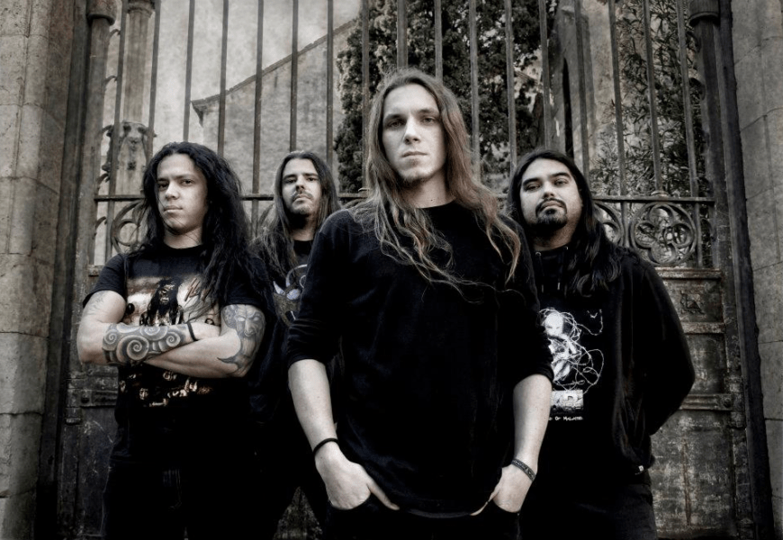 VIVID REMORSE fichan por Art Gates Records