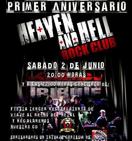 Fiesta en el Heaven & Hell