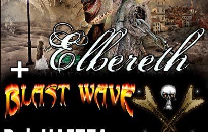 ELBERETH+BLAST WAVE Tocarán en Guipúzcoa