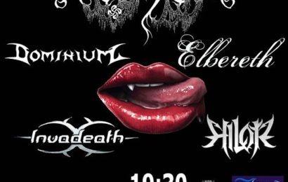 III EUSKAL METAL Fest – 12 de mayo
