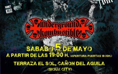 HAMLET – Las Palmas de Gran Canaria – Sábado 5 de mayo