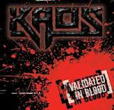 KAOS (USA) – Validated in blood, 2012