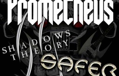 SHADOWS THEORY + PROMETHEUS + SAFER – Murcia – 05/05/12